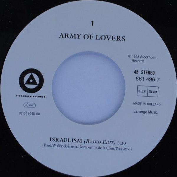 Army Of Lovers – Israelism