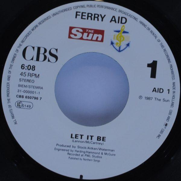 Ferry Aid – Let It Be