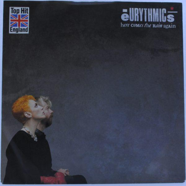 Eurythmics ‎– Here Comes The Rain Again