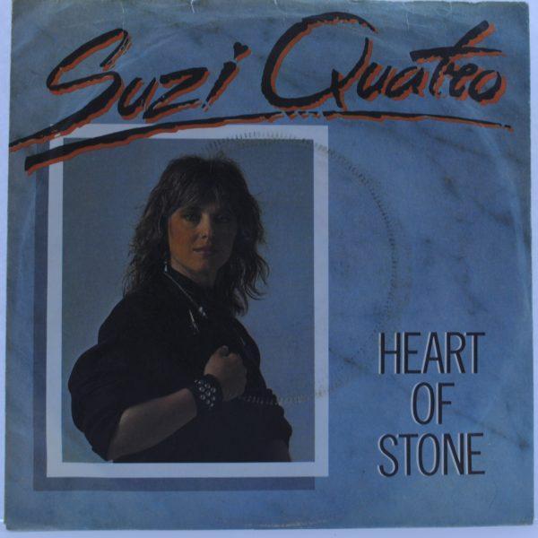Suzi Quatro – Heart Of Stone