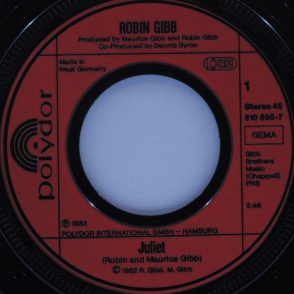 Robin Gibb – Juliet