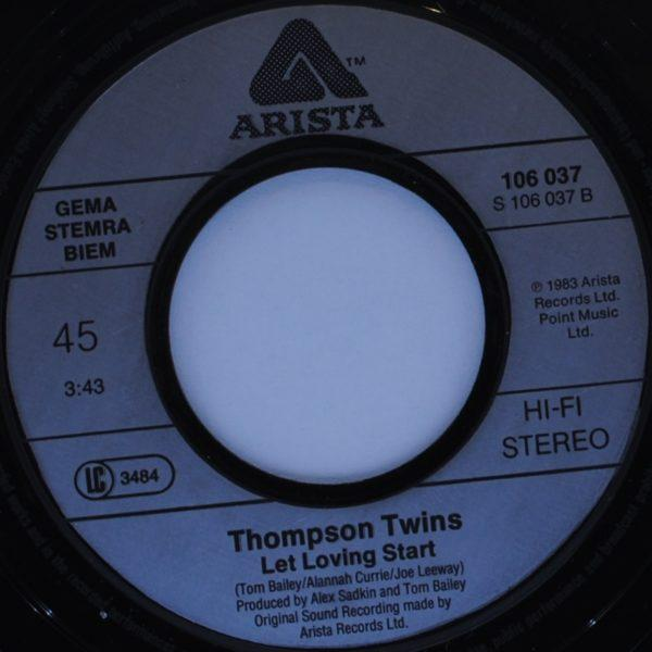 Thompson Twins – Hold Me Now
