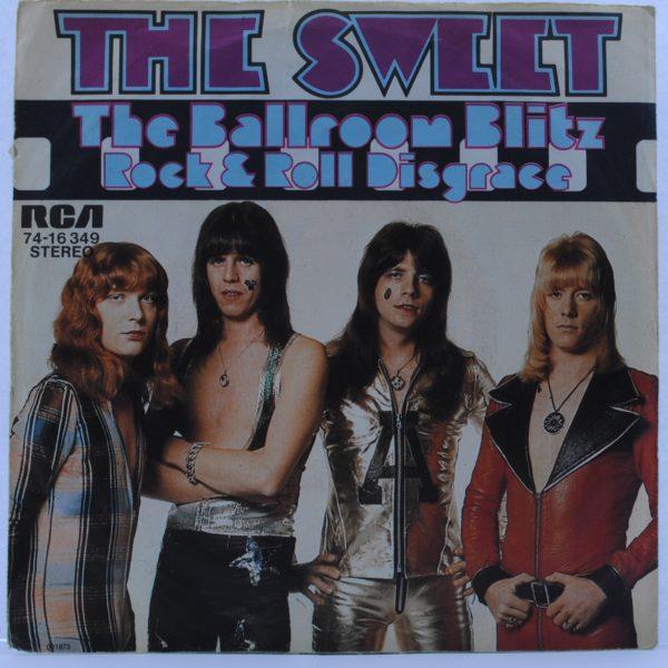 The Sweet – The Ballroom Blitz