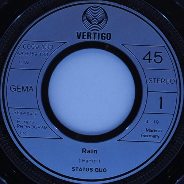 Status Quo – Rain