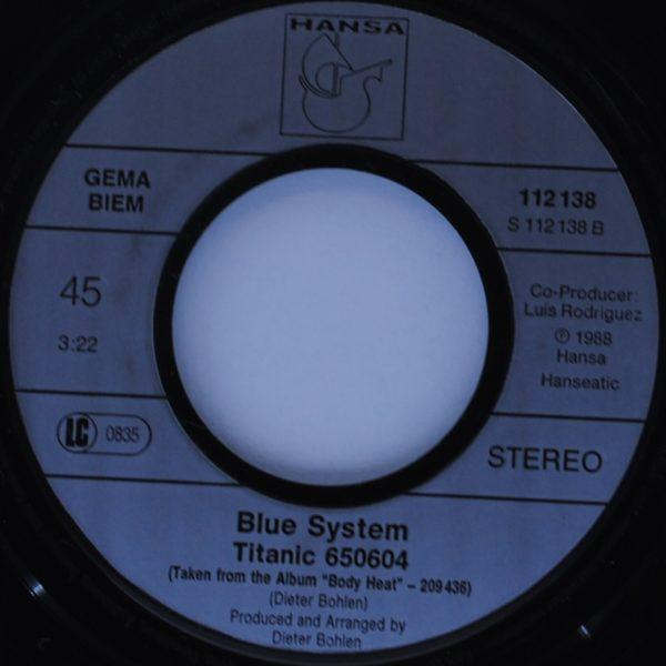 Blue System ‎– Love Suite