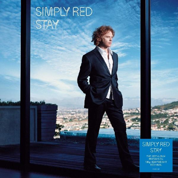 Simply Red ‎– Stay