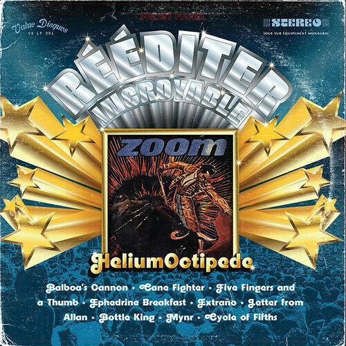 Zoom - Helium Octipede