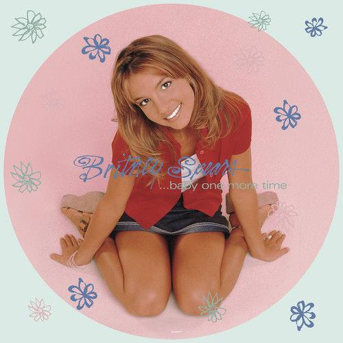 Britney Spears - Baby One More Time 140 Gram Vinyl, Picture Disc, Do
