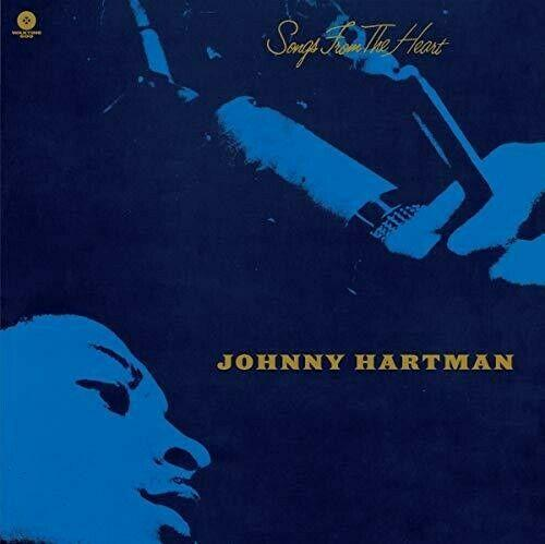 Johnny Hartman - Songs From The Heart Audiophile, Bonus Tracks