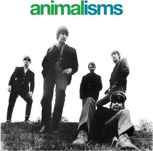 The Animals - Animalisms Blue, Colored Vinyl, 180 Gram
