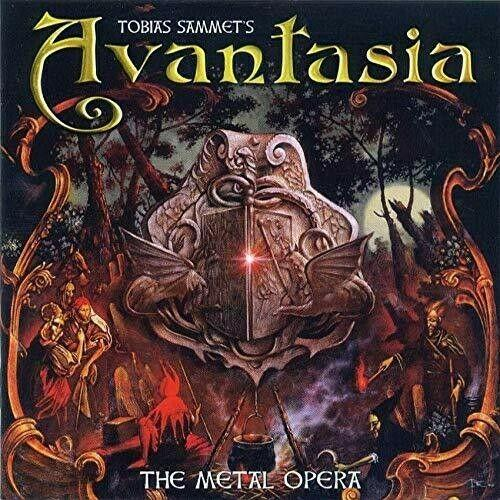 Avantasia - Metal Opera Pt I (2018)