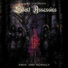 Mike Lepond's Silent Assassins - Pawn And Prophecy Black