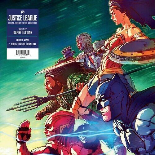 Danny Elfman - Justice League (Original Motion Picture Soundtrack)