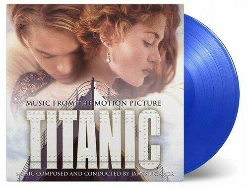 James Horner - Titanic (Music From the Motion Picture) Colored Vinyl