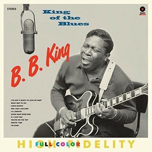 B.B. King - King Of The Blues 180 Gram