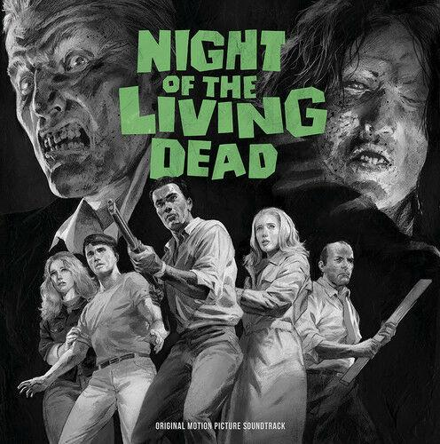 Night Of The Living - Night of the Living Dead (Original Motion Picture Soundtra