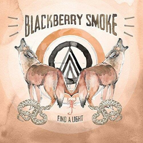 Blackberry Smoke - Find A Light (2018)