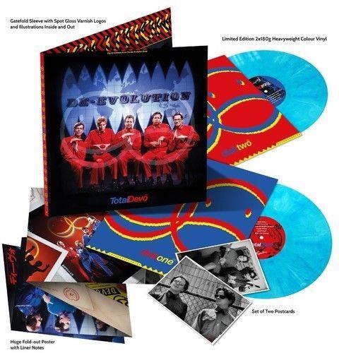Devo - Total Devo Bonus Tracks, Colored Vinyl, , 1