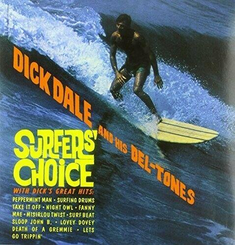 Dick Dale & His Del-Tones - Surfer's Choice  Dol