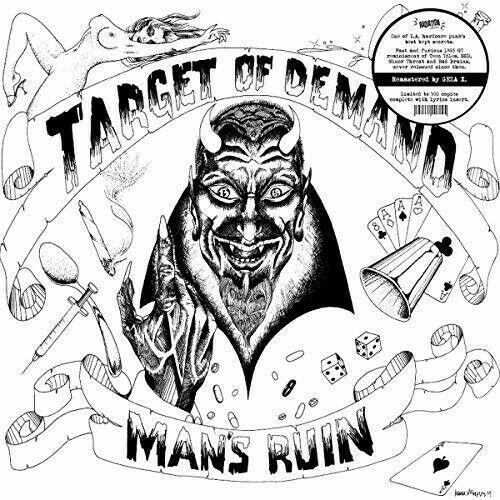 Target Of Demand - Man's Ruin
