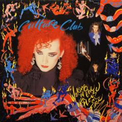 Culture Club ‎– Waking Up With The House On Fire