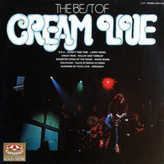 Cream ‎– The Best Of Cream Live