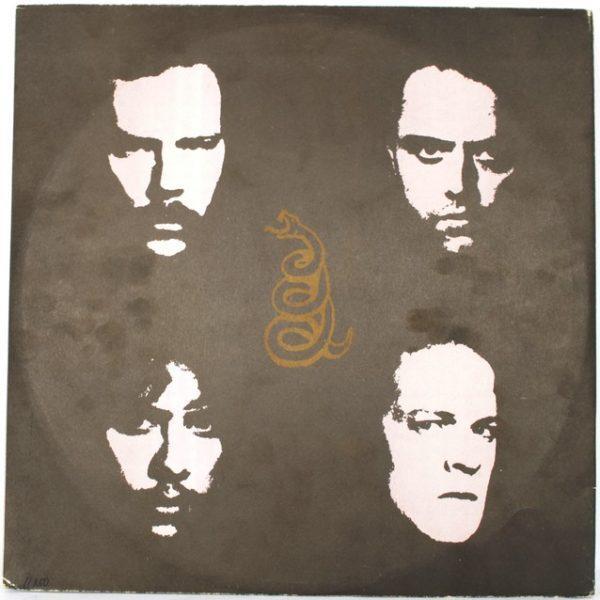Metallica – Metallica (Russian Press 1993)