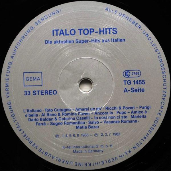Various – Italo Top-Hits