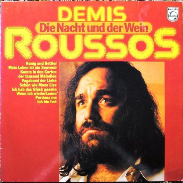 Demis Roussos – Die Nacht Und Der Wein