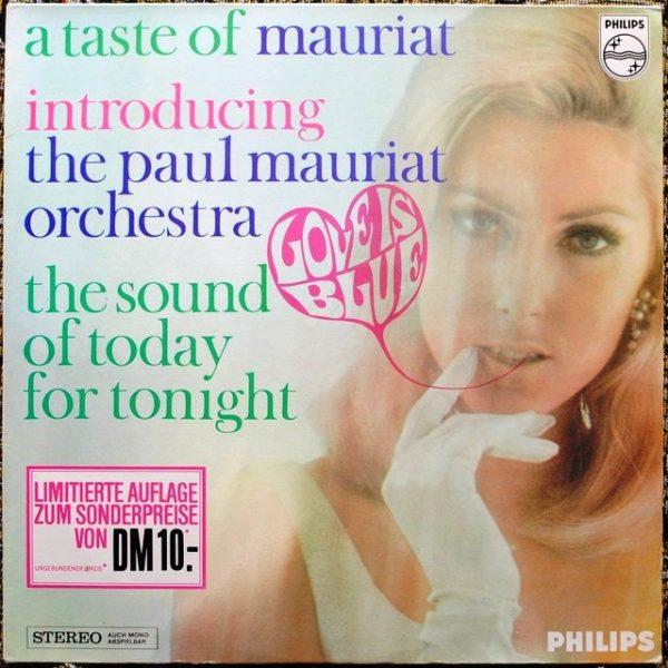 Paul Mauriat And His Orchestra – A Taste Of Mauriat