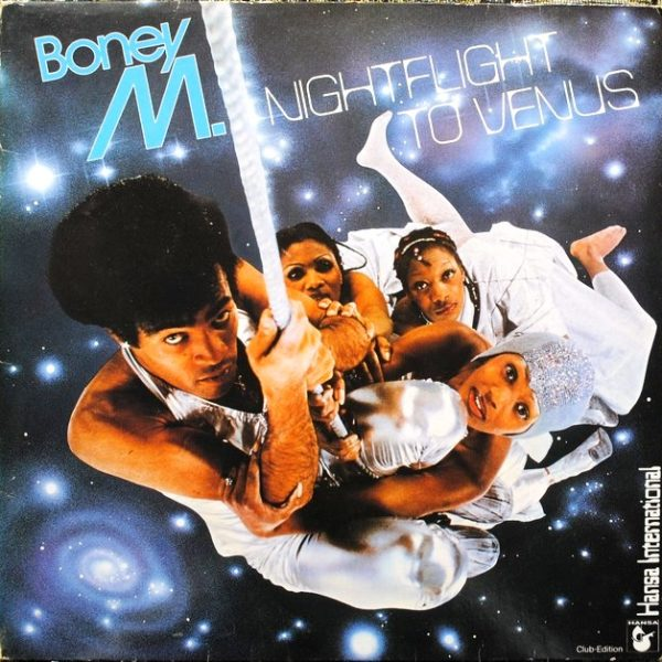 Boney M. ‎– Nightflight To Venus (Club Edition)