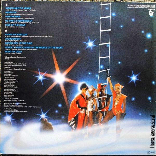 Boney M. – Nightflight To Venus (Germany)
