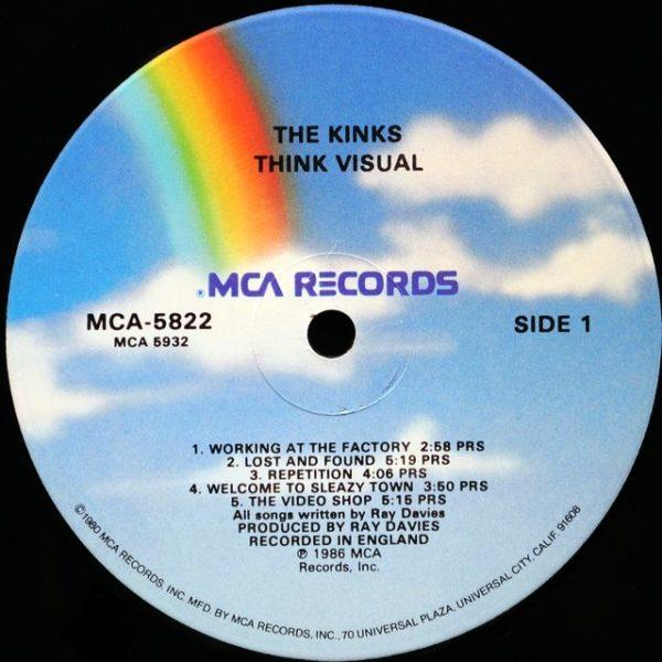 Kinks – Think Visual