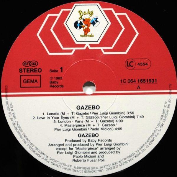 Gazebo – Gazebo