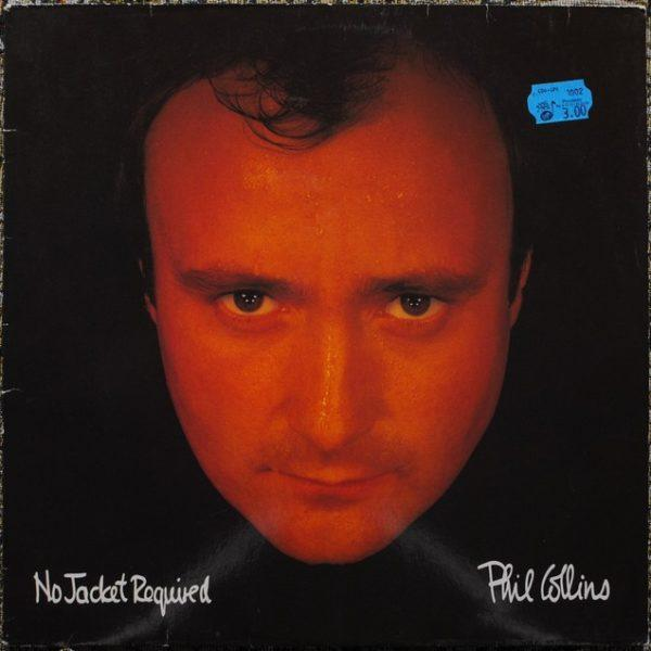 Phil Collins ‎– No Jacket Required (1985)