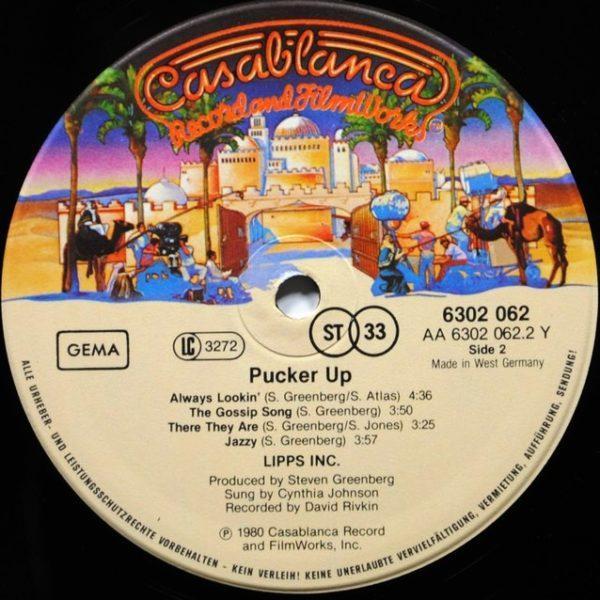 Lipps, Inc. – Pucker Up