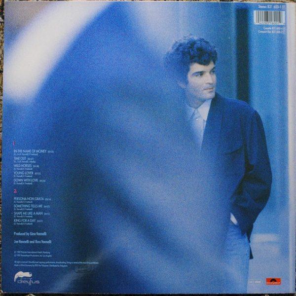 Gino Vannelli – Big Dreamers Never Sleep