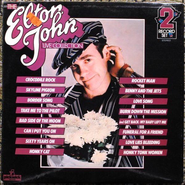 Elton John – The Elton John 'Live' Collection