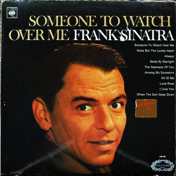 Frank Sinatra – Someone To Watch Over Me