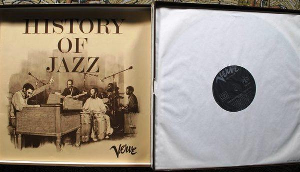 Various ‎– History Of Jazz