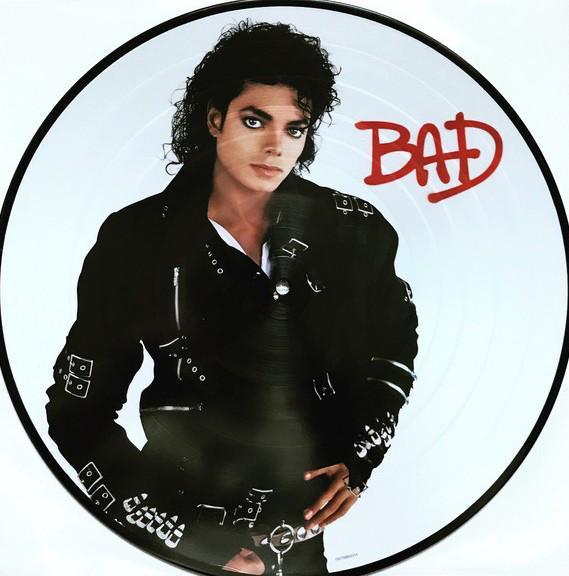 Michael Jackson – Bad (Picture Vinyl)