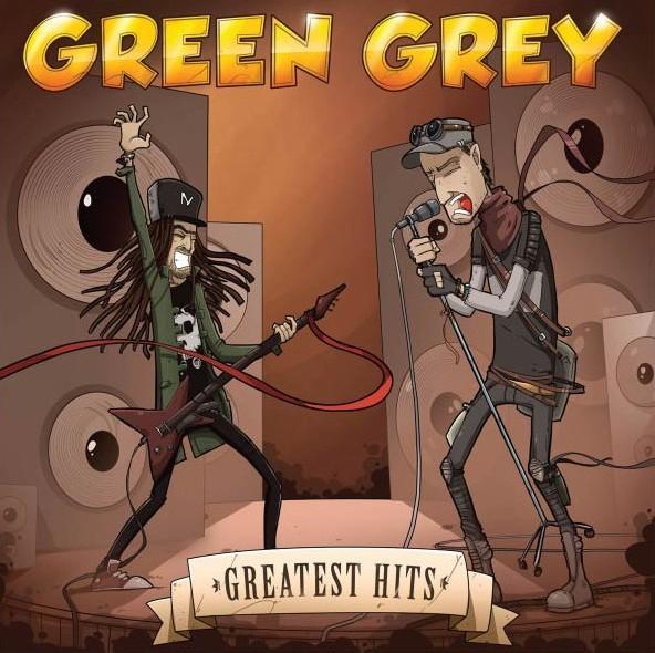Green Grey – Greatest Hits