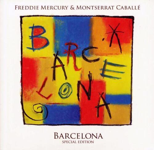 Freddie Mercury & Montserrat Caballe – Barcelona