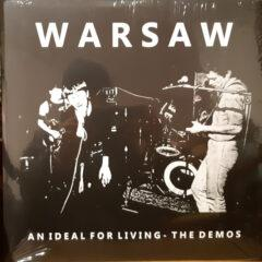 Warsaw ‎– An Ideal For Living - The Demos