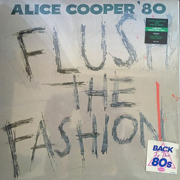 Alice Cooper – Flush The Fashion