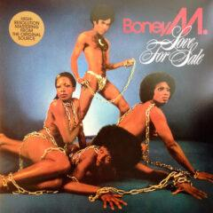 Boney M. ‎– Love For Sale