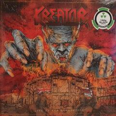 Kreator ‎– London Apocalypticon (Live At The Roundhouse)