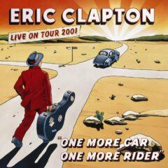 Eric Clapton ‎– One More Car One More Rider