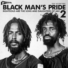Soul Jazz Records Pr - Studio One Black Man's Pride 2: Righteous Are The Sons &