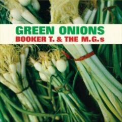 Booker T & the Mg's - Green Onions Colored Vinyl, Green, 180